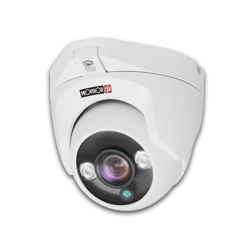 2MP 4 in 1 (AHD / TVI/ CVI / Analogue) Dome
