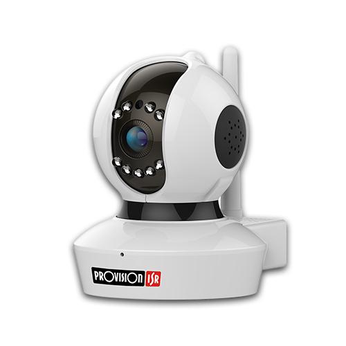 Economy 1MP IP Plug & View Wireless camera