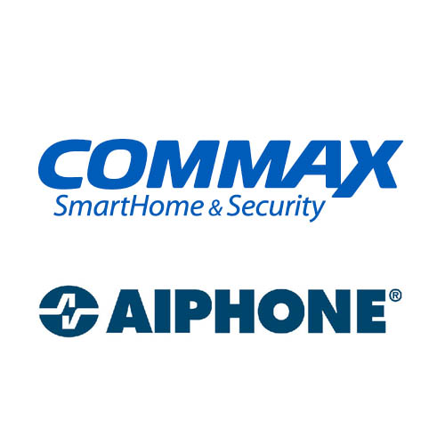Commax & AIPhone